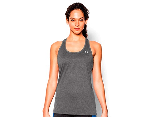 Musculosa Mujer Under Armour Tech