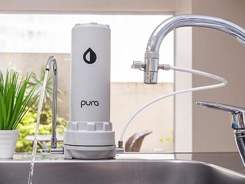 Filtro Purificador Agua Elimina Arsenico Metales Cloro Pura Atlántico