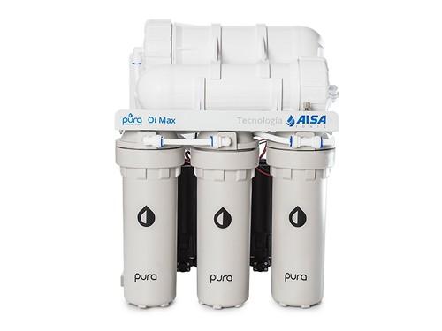 Ósmosis Inversa hasta 90 lts/h Planta purificadora Agua Pura Oi Max