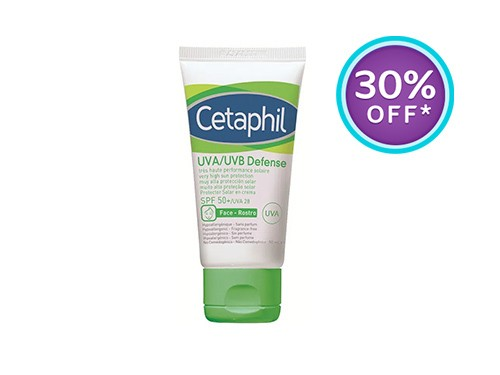 Cetaphil Sun UV Defense FPS 50+ Facial 50 ml