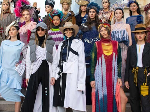 Diseño de Moda - Diseño Textil e indumentaria (Arancel de Ingreso)