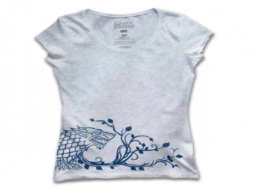 Remera Lady Of Winterfell - Licencia Oficial Game Of Thrones (GOT)