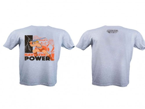 Remera He-Man - Licencia Oficial Masters Of The Universe