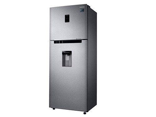 HELADERA SAMSUNG TWIN COOLING PLUS NO FROST 396L RT38 SILVER