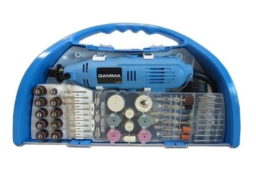 Minitorno Eléctrico Gamma 130w Maletin 119 Pz G19501
