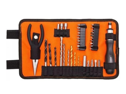 Set 40 Piezas Mechas Puntas Alicate Black + Decker A7210-xj