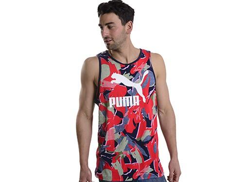 Musculosa Puma Classics Aop Sportstyle