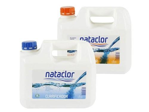 Combo Alguicida + Clarificador 5 litros Nataclor