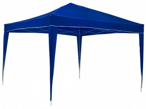 Gazebo 3mx3m Plegable azul/verde surtido