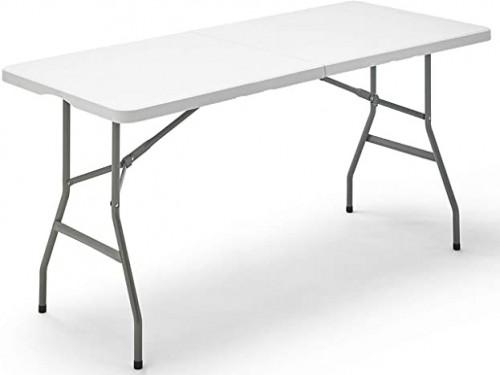 Mesa para camping plegable