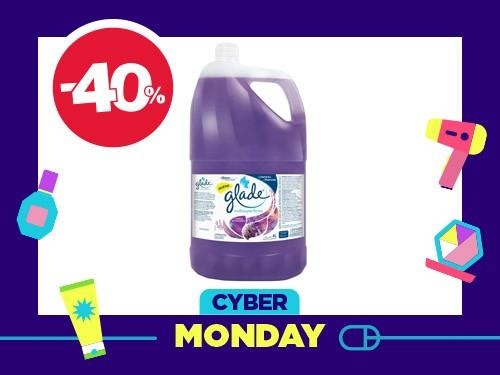 Limpiador Liquido lavanda x 4 lt