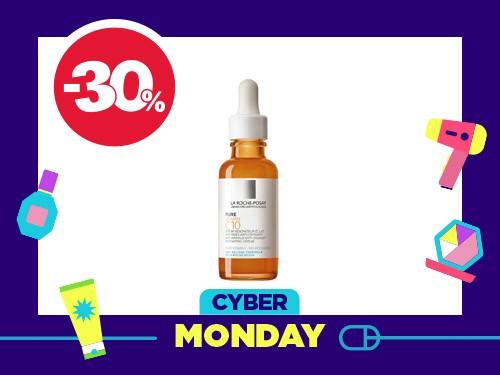 Serum La Roche-Posay Pure Vitamin C 10 x 30 Ml
