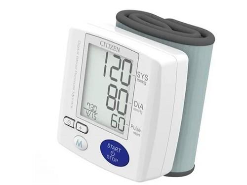 Tensiometro Silfab Digital Automático Citizen Muñeca Ch605