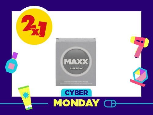 Preservativo Maxx Super fino x 3 Un