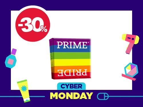 Preservativo Prime Pride x 3 un