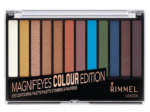 Paleta de Sombras Rimmel Magnif Eyes Colour Edition Palette 004