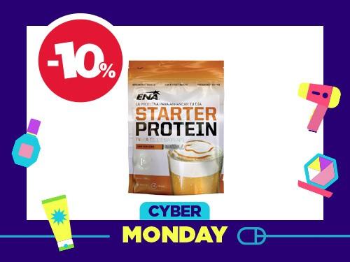 Suplemento Dietario Starter Protein sabor café con leche x 400 gr