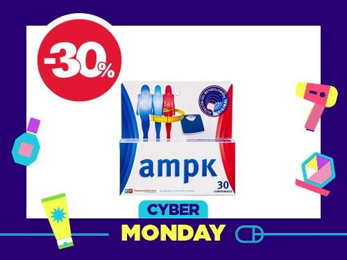 Suplemento Dietario Ampk x 30 comprimidos