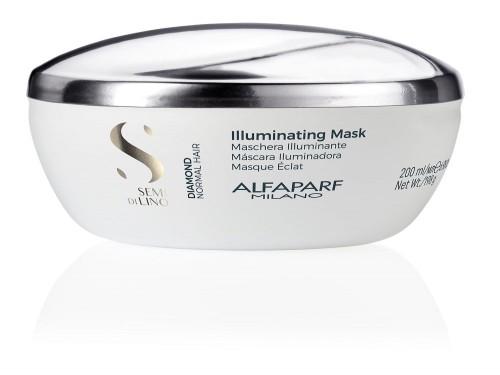 Máscara Capilar Alfaparf Milano Semi Diamond Illuminating x 200 ml