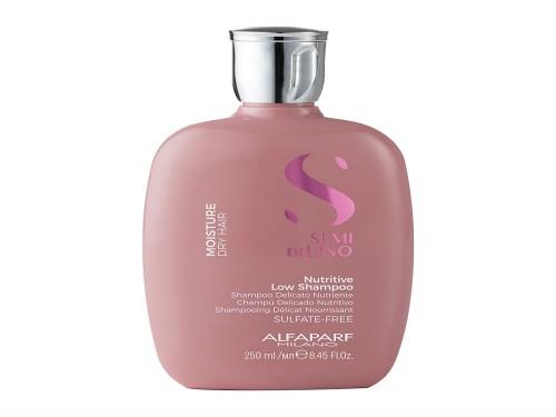 Low Shampoo Alfaparf Milano Semi Di Lino Moisture x 250 ml