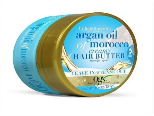 Manteca Capilar Ogx Argan Oil of Morocco x 187 g