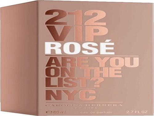 Eau de Parfum 212 Vip Rosé x 80 ml