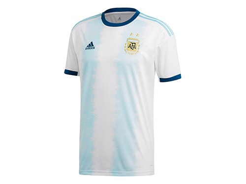 CAMISETA FUTBOL ADIDAS SELECCION ARGENTINA OFICIAL 2019 HOMBRE