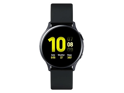 Reloj Smartwatch SAMSUNG Galaxy Watch Active2 Aluminum Black SM-R820N