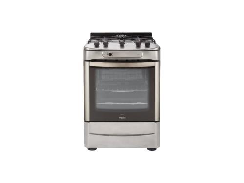 Cocina a Gas Whirlpool con Grill 60 cm