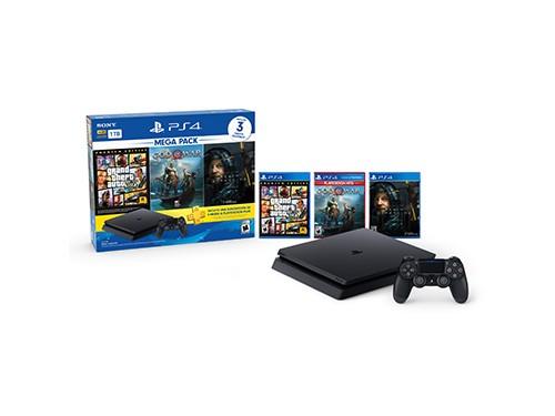 Consola 1TB Mega Pack 13 PS4
