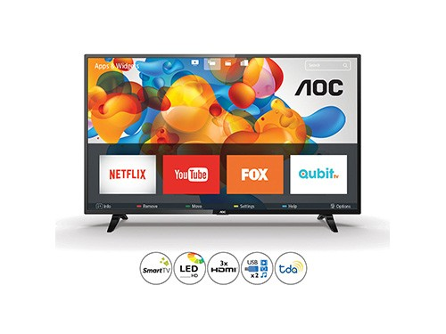 "Smart Tv 32"" HD S5295/77G AOC"