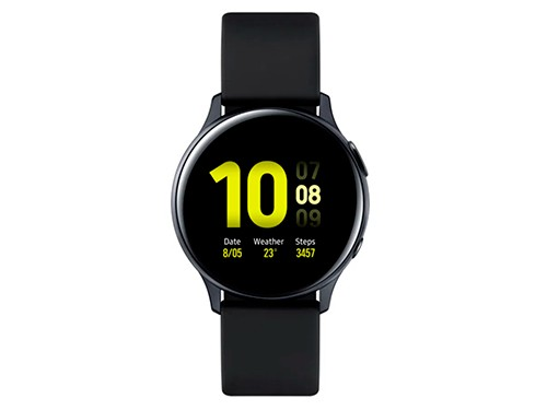 Reloj Smartwatch SAMSUNG Galaxy Watch Active2 Aluminum Black SM-R830N