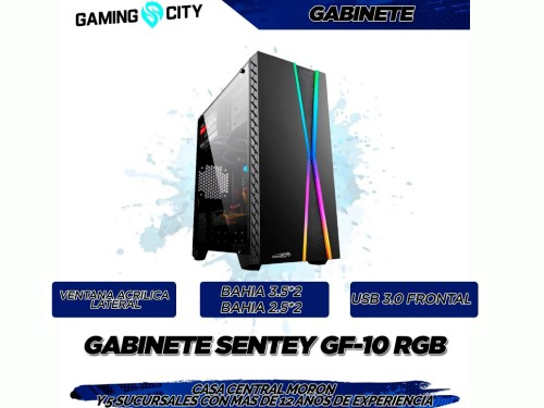 PC ARMADA GAMER RYZEN 5 2600 RX 570 4GB