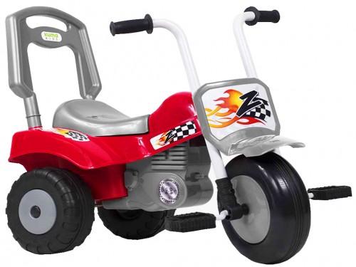 Triciclo Kuma Moto Z Rojo