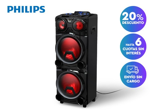 Party Speaker Bluetooth Philips TAX3705/77