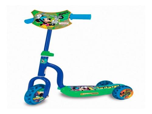 Scooter 3 ruedas mickey