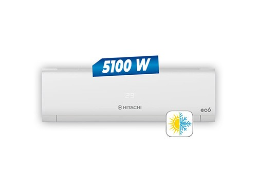 Aire Acondicionado Split FC 5100W HSH5100FCECO Hitachi