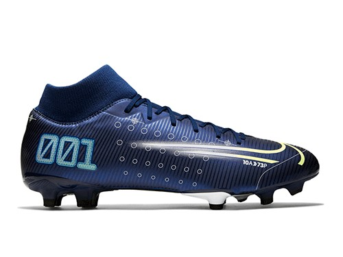 Botines Hombre Nike Superfly 7 Academy Mds Fg/Mg con tapones