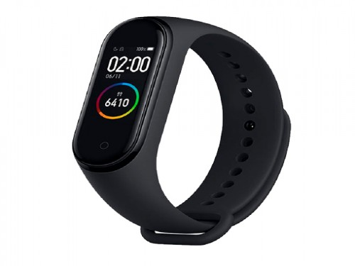 Smartwatch Xiaomi Mi Band 4 Negro