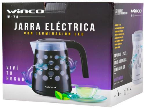 Jarra Winco Eléctrica 1L