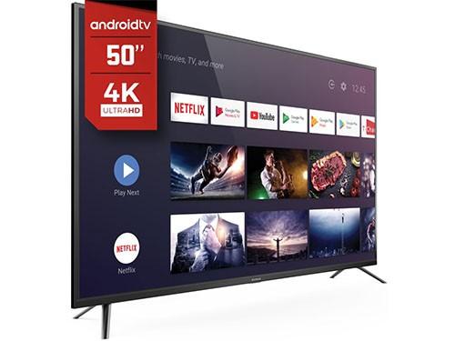 """Smart Tv 50"""" 4K Ultra Hd Le504ksmart20 HITACHI"""