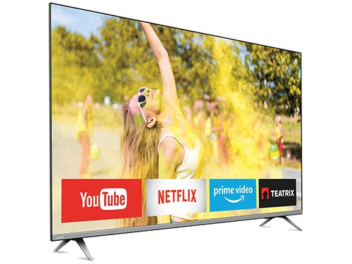 "Smart Tv 50"" 4K Ultra HD 50PUD6654/77 PHILIPS"