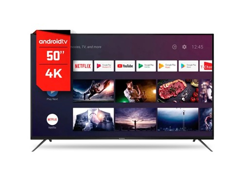 "Televisor 50"" LE50 4K smartT20 udh G A Hitachi"