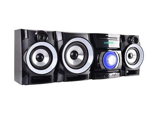 Minicomponente DI-758W Bluetooth Karaoke Usb Dvd Radio Daewoo