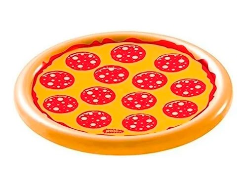 Whan O Inflable Pizza Wo61526