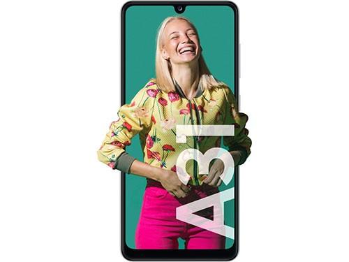 """Celular Libre A31 Blanco 6,4"""" 4gb 128gb SAMSUNG"""
