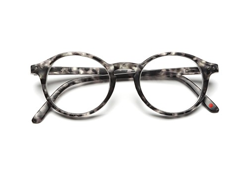 ANTEOJO DE LECTURA CON SOFT TOUCH LOOP GREY TORTOISE B+D READERS