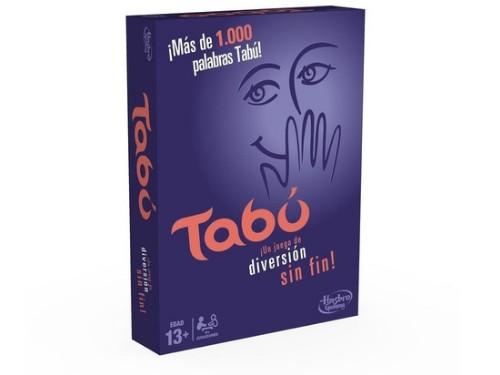 Taboo Juego De Mesa Original Adivinar La Palabra Hasbro
