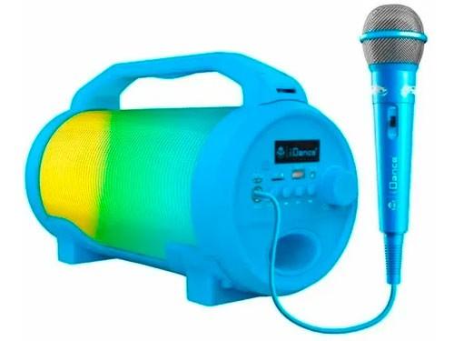 I Dance Parlante Portátil Bluetooth Cyclone 400