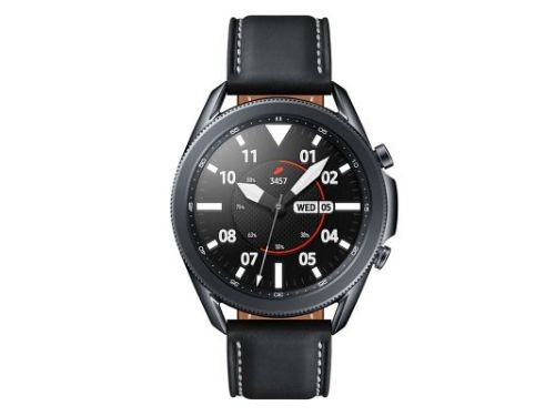 Smartwatch Samsung Galaxy Watch3 (45mm) Mystic Black
